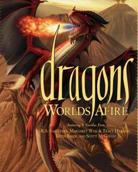 Dragons: Worlds Afire - Book  of the Magic: The Gathering