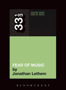Fear of Music 1441121005 Book Cover