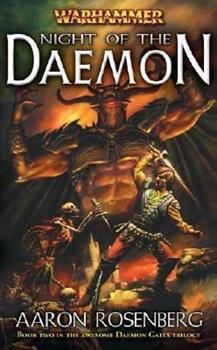 Night of the Daemon - Book #2 of the Daemon Gates