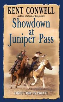Paperback Showdown at Juniper Pass Book