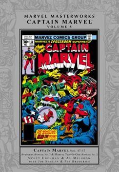 Marvel Masterworks: Captain Marvel, Vol. 5 - Book #207 of the Marvel Masterworks