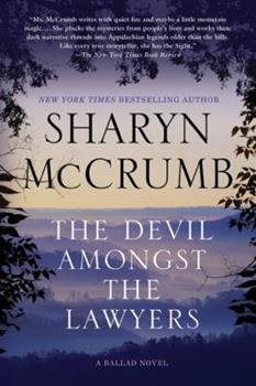 The Devil Amongst the Lawyers 0312558163 Book Cover