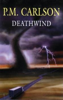 Hardcover Deathwind [Large Print] Book