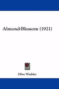 Hardcover Almond-Blossom Book