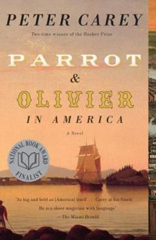 Paperback Parrot and Olivier in America Book