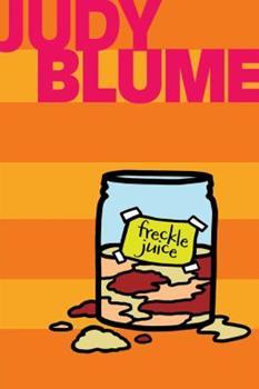 Paperback Freckle Juice Book