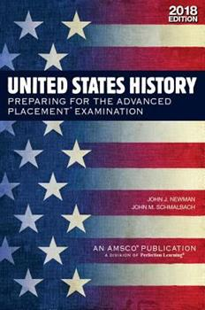 Paperback United States History: Preparing for the Advanced Placement Examination, 2018 Edition Book
