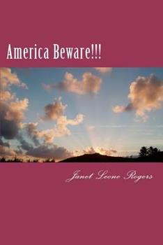 Paperback America Beware!!! Book