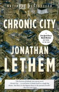 Chronic City 0307277526 Book Cover