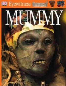 Paperback Mummy (Eyewitness) Book