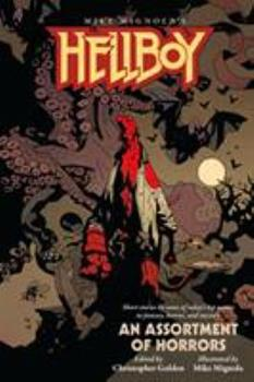 Hellboy: An Assortment of Horrors - Book  of the Hellboy Novels