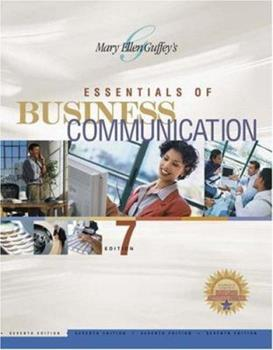 Paperback Essentials of Business Communication Book