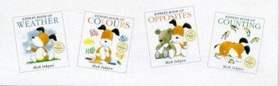 First Kipper: Kipper's Book of Colours - Book  of the Kipper the Dog