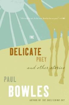 The Delicate Prey: And Other Stories 0880012633 Book Cover