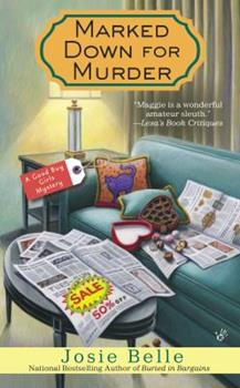 Marked Down for Murder 0425271366 Book Cover