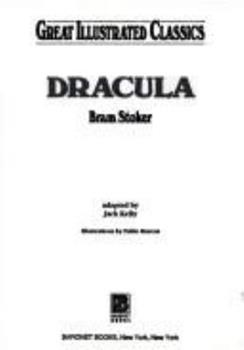 Dracula - Book  of the Great Illustrated Classics