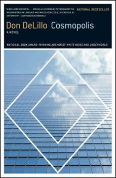 Paperback Cosmopolis : A Novel Book