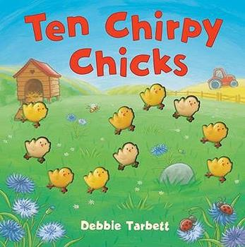 Ten Chirpy Chicks 1845069374 Book Cover