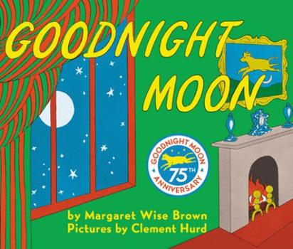 Goodnight Moon 0694003611 Book Cover