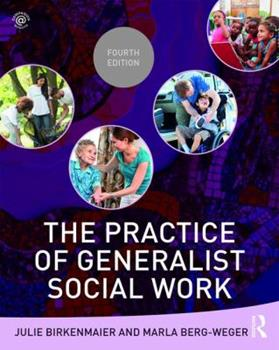 The Practice of Generalist Social Work 0415519896 Book Cover