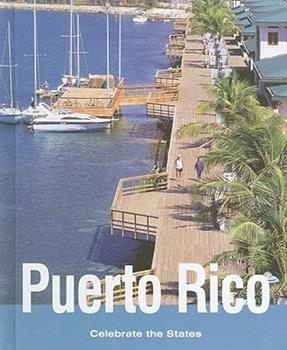 Puerto Rico - Book  of the Celebrate the States