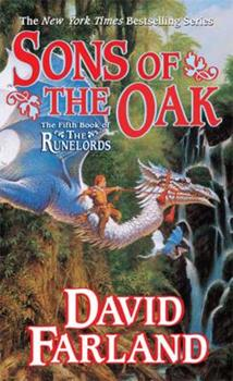 Paperback Sons of the Oak Book