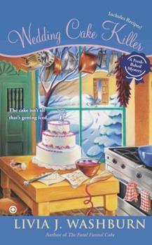 Wedding Cake Killer 0451238095 Book Cover