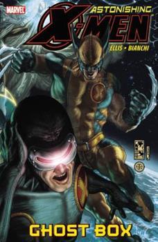 Astonishing X-Men, Volume 5: Ghost Box - Book  of the X-Men Marvel Deluxe Astonishing 4