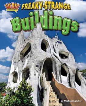 Freaky-Strange Buildings 1617723053 Book Cover