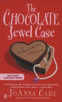 The Chocolate Jewel Case (Chocoholic Mystery, Book 7) 0451221885 Book Cover