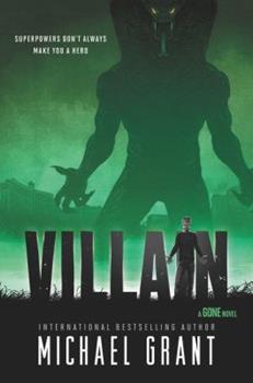 Villain 0062467875 Book Cover