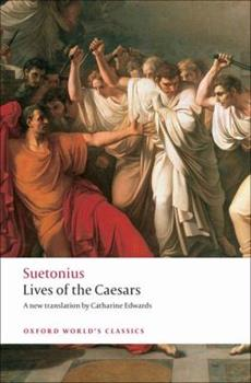 De vita Caesarum 0140440720 Book Cover