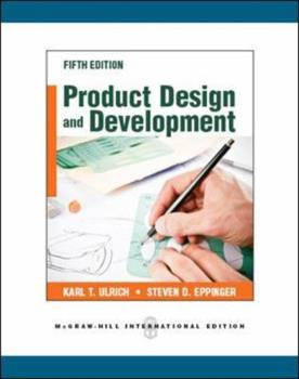 Paperback Product Design and Development Book