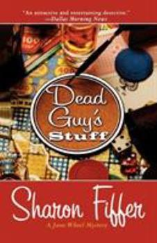 Paperback Dead Guy's Stuff Book