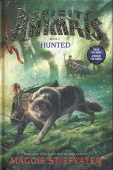 Hardcover Hunted (Spirit Animals, Book 2), 2 Book