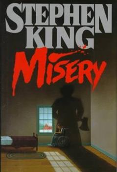 Hardcover Misery Book