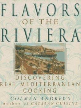Flavors of the Riviera 055309159X Book Cover
