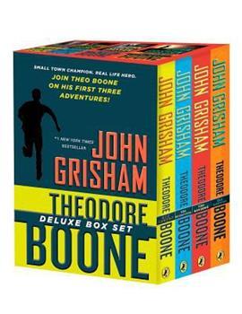 Theodore Boone Box Set #1-3 - Book  of the dore Boone