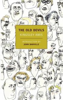 The Old Devils 0060971460 Book Cover