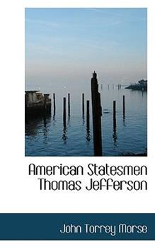 Paperback American Statesmen Thomas Jefferson Book