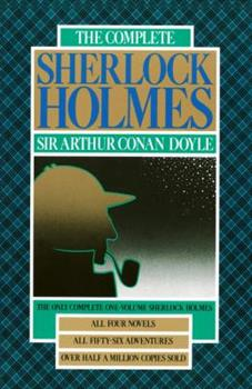 Hardcover The Complete Sherlock Holmes Book