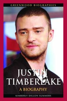 Justin Timberlake - Book  of the Greenwood Biographies