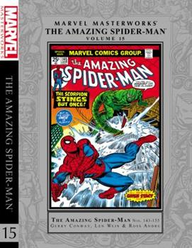 Marvel Masterworks: The Amazing Spider-Man, Vol. 15 - Book #192 of the Marvel Masterworks