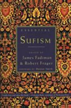 Essential Sufism 006251475X Book Cover