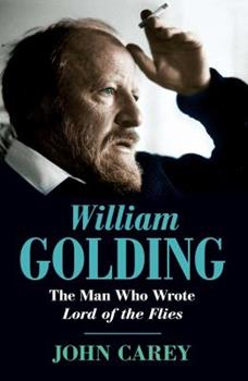 Paperback William Golding: The Man Who Wrote Lord of the Flies Book