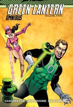 The Green Lantern Omnibus, Vol. 2 - Book  of the Green Lantern #Hal Jordan vol. 2