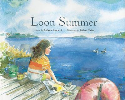 Loon Summer 0802853897 Book Cover