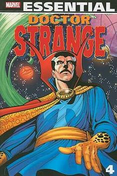 Essential Doctor Strange Volume 4 TPB (Essential) - Book  of the Essential Marvel