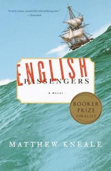 English Passengers 0140285210 Book Cover