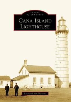 Paperback Cana Island Lighthouse Book